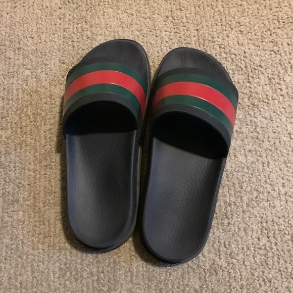 Gucci Shoes - Gucci slides. Web slide sandal